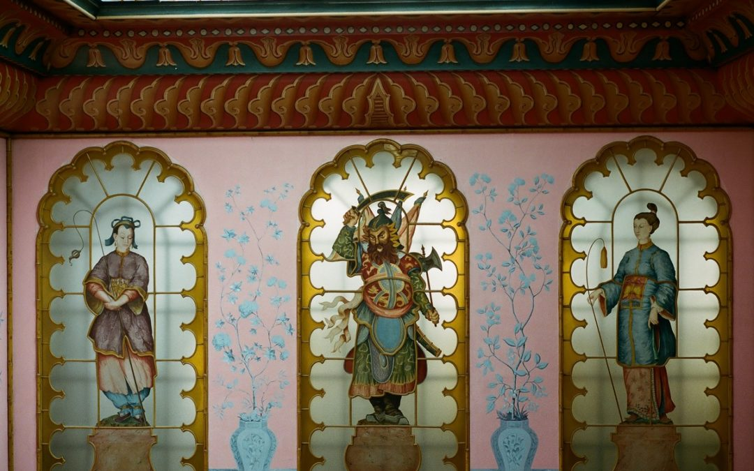 L'intérieur enchanté du Pavillon Royal de Brighton