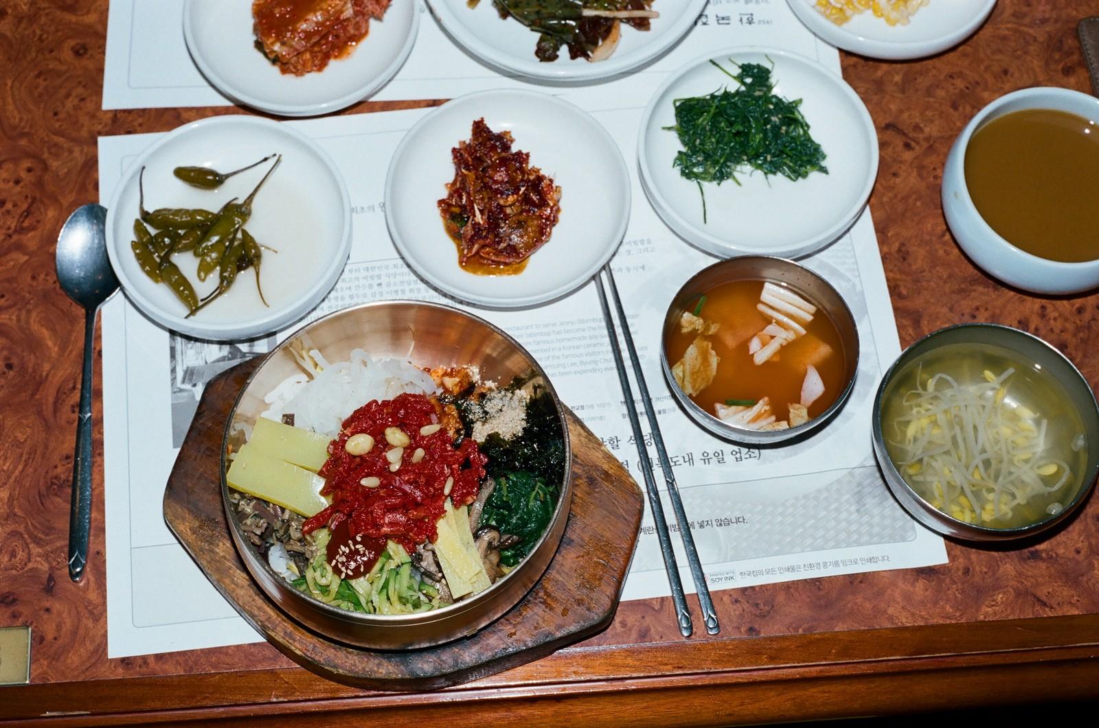 cuisine coréenne