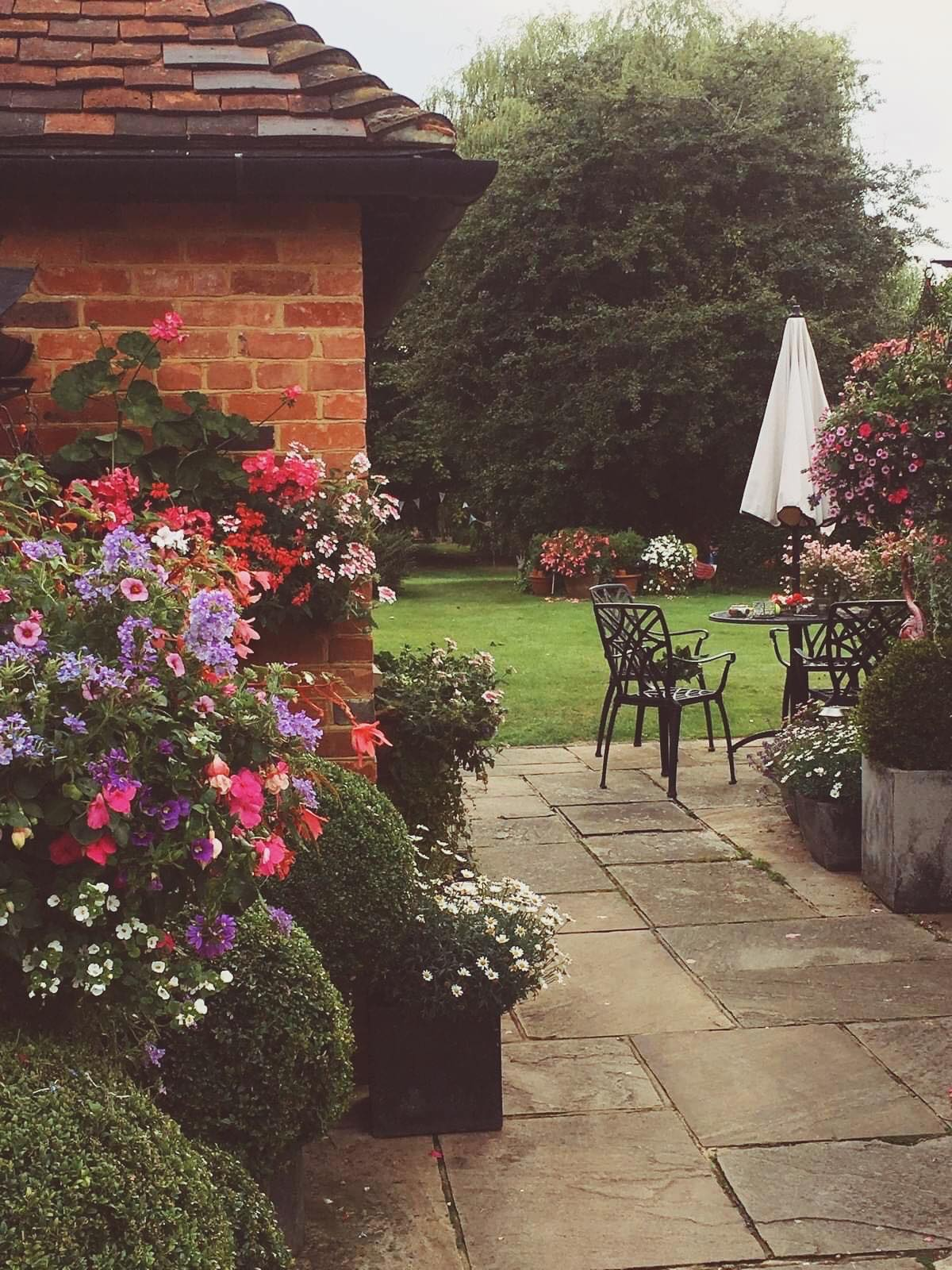 cottage chic anglais clayton wickham farmhouse