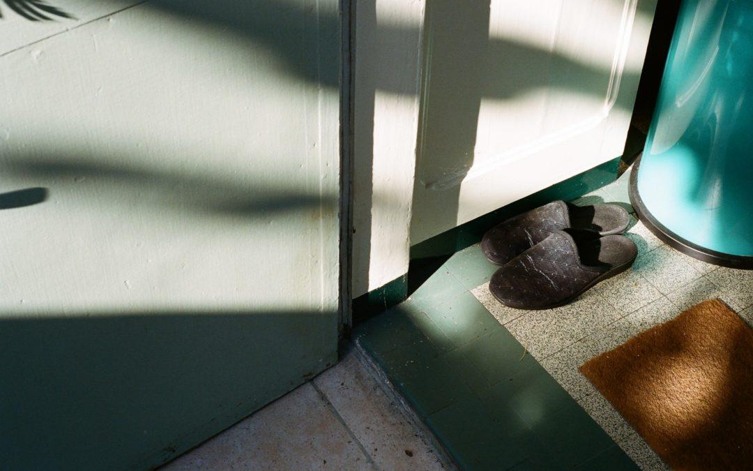 Les chaussons de Michel