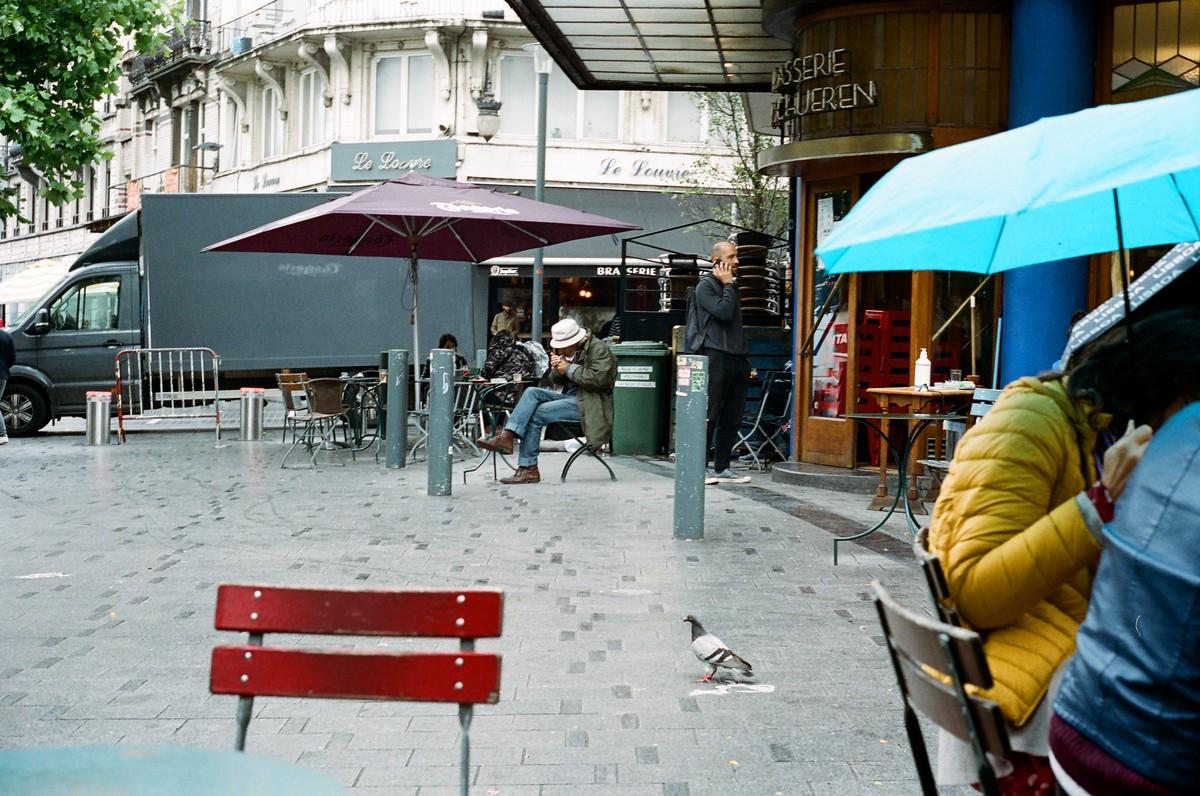 Se promener à Bruxelles